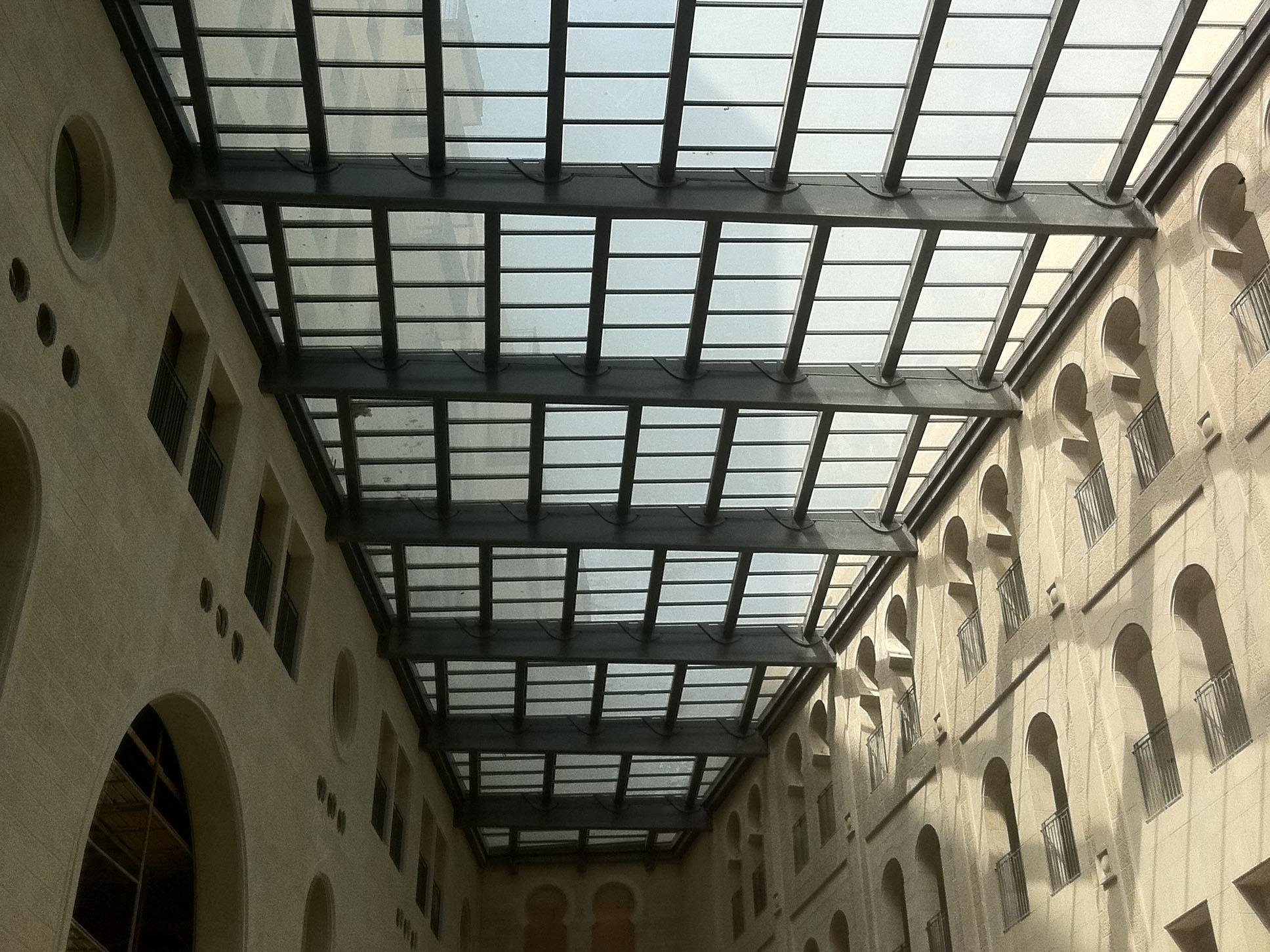 סקיילייט במלון וולדורף אסטוריה